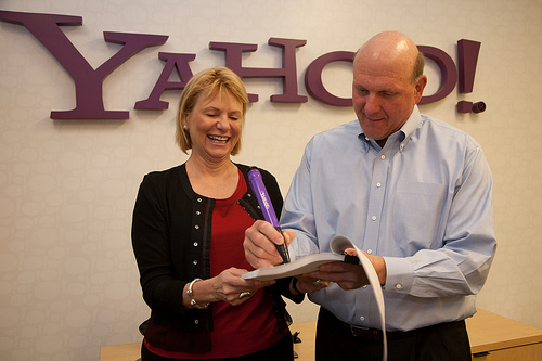 Microsoft and Yahoo Deal!