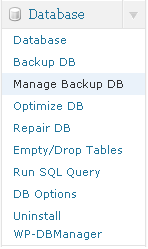 db-manager