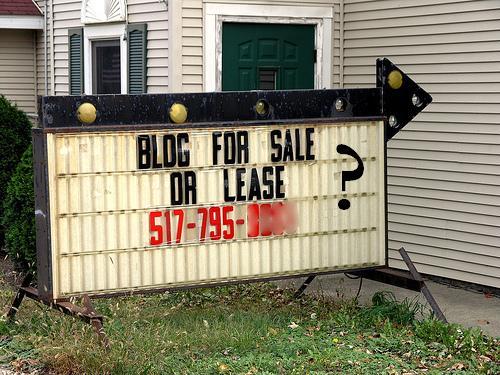 blog-for-sale
