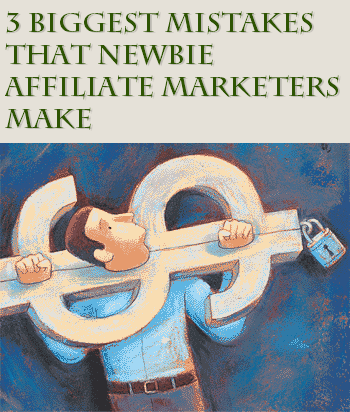 affiliate marketers mistakes in affiliate marketing