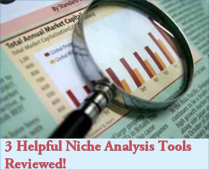 niche analysis tools