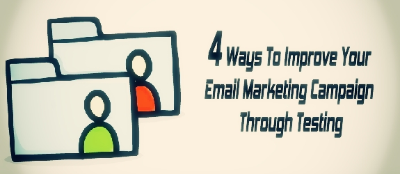 Email Markting Campaign