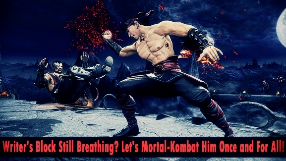 Mortal Kombat Writers Block