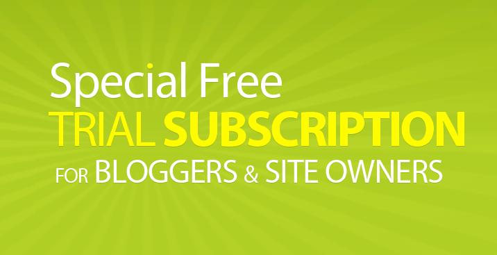 Special Bloggers Program