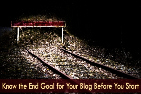 Goal Of Your Blog