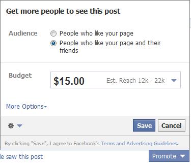 Sponsored Stories On Facebook