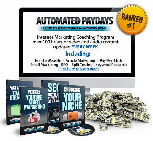 Automated Paydays Video